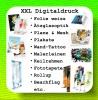 1. Bild / PRINTIFAX  Digitaldruck / Design / Drucksorten
