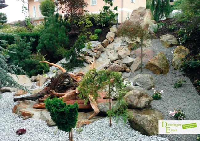 Danninger Ernst Gartengestaltung Und -pflege, Münzkirchen ... Garten Gestaltung Und Pflege