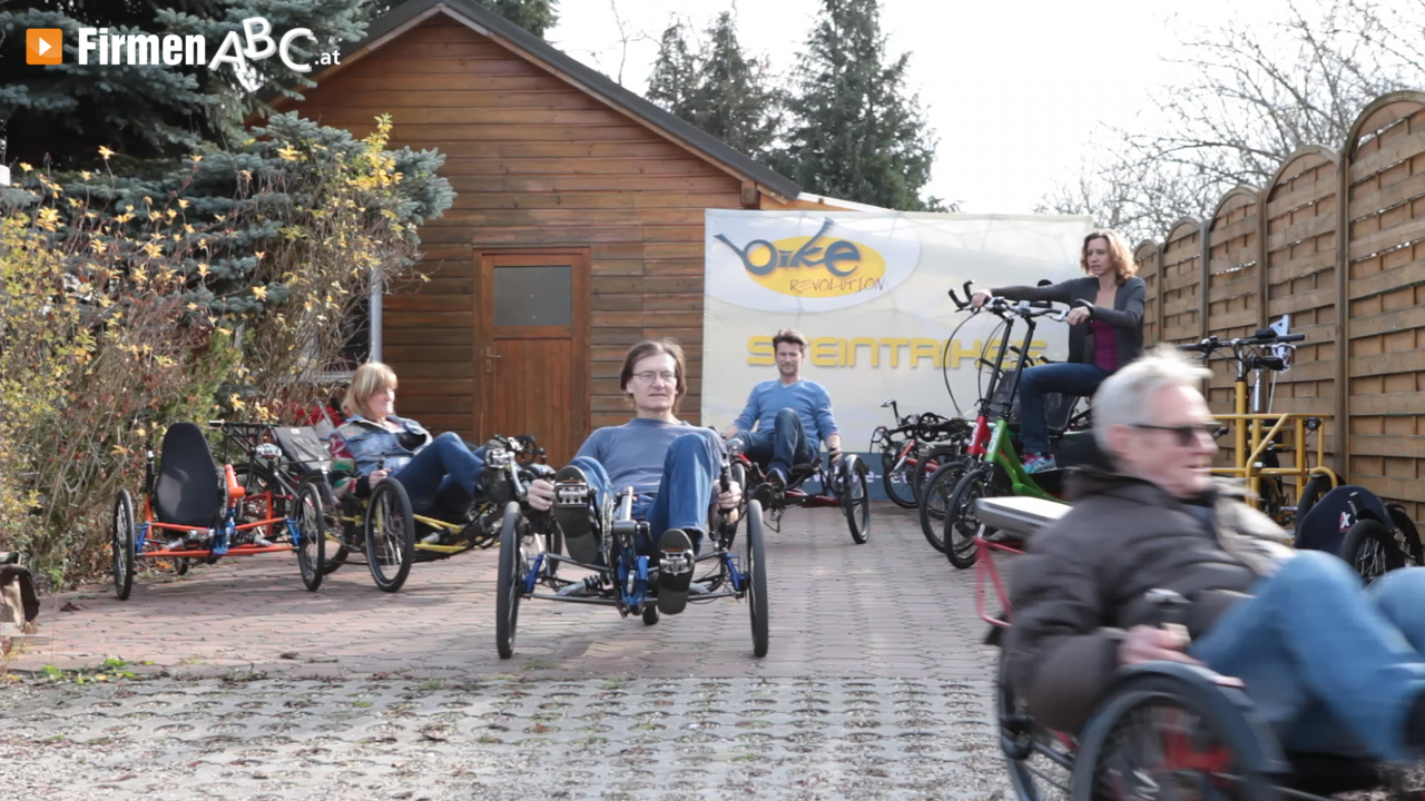 Bike Revolution Thomas Seide